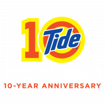 Tide Dry Cleaners 10-year Anniversary