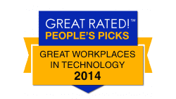 Great Places to Work in Technology