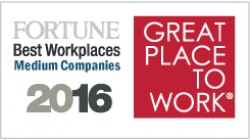 Fortune & Great Places to Work - Best Workplaces, Medium Companies