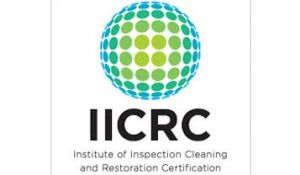 Institute of Inspection Cleaning & Restoration (IICRC)
