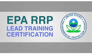 EPA LEAD Renovation, Repair & Painting (RRP)