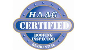 Haag Certified Residential Roofs