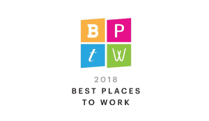 2018 - ABC Best Places to Work