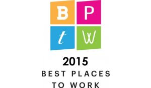 2015 - ABC Best Places to Work