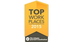 2015 - AJC Top Work Places