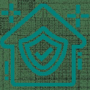 Icon for lifetime termite warranty