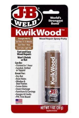 KWIKWOOD™ EPOXY PUTTY – 1 OZ