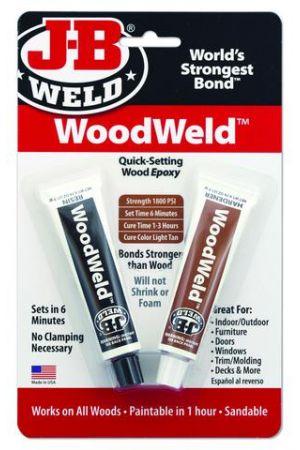 WOODWELD™ TWIN TUBE – 1.5 OZ