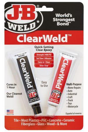 CLEARWELD™ TWIN TUBE