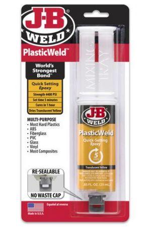 PLASTICWELD™ SYRINGE – 25 ML
