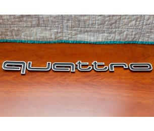 RS6/7 Quattro Grille Badge