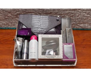 Anisa International Cosmetic Basket