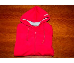 Red ABT Zip-Up