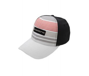 Striped Quattro Hat