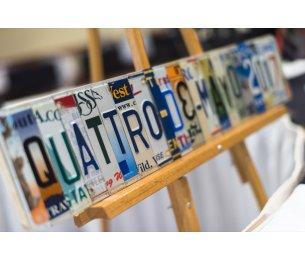 QDM 2019 License Plate Art