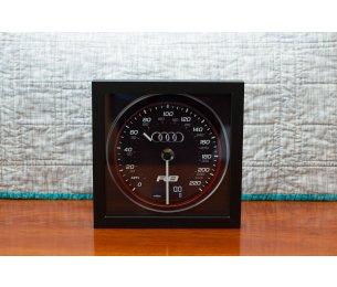 Audi R8 Quattro Clock