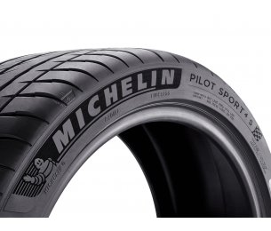 Tire Certificate for 4 Michelin Tires