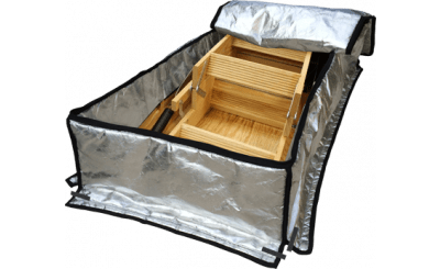 Attic Stair Insulation Tent