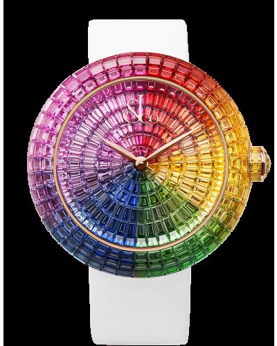 an image involving thing clock holding