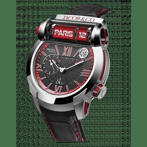 Epic SF24 Racing Grade 5 Titanium Red