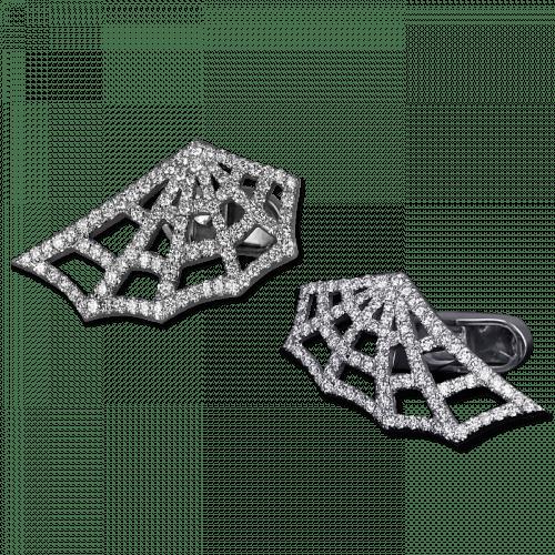 Jacob's Web Cufflinks
