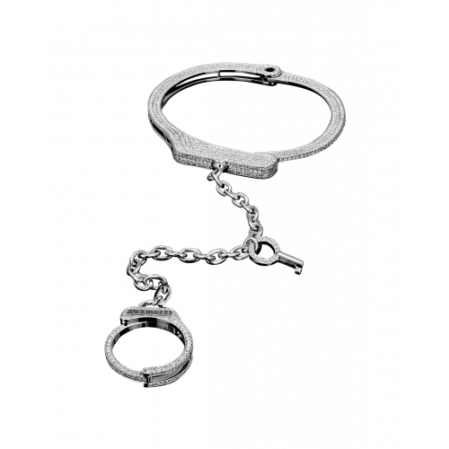 KEY CUFF RING BRACELET