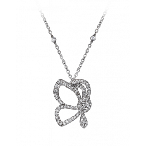 Papillon Diamonds Pendant