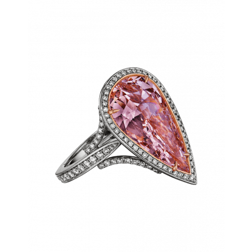 Pink Diamond Solitaire