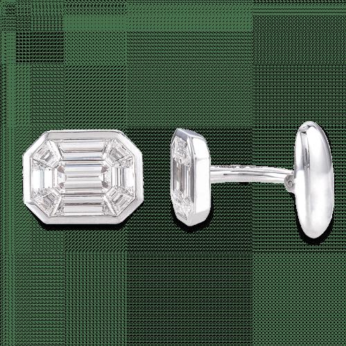Invisible Set Cufflinks