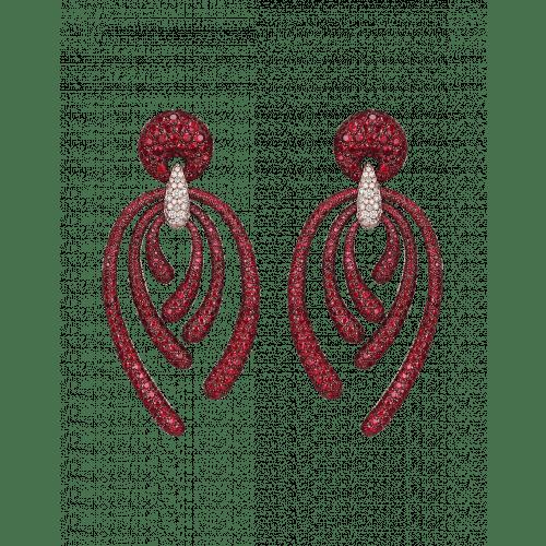Titanium Glam Earrings