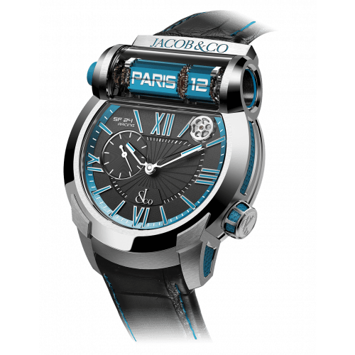 Epic SF24 Racing Grade 5 Titanium Blue