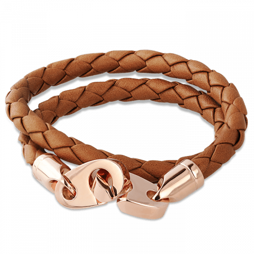 Perfect Fit Bracelet Brown