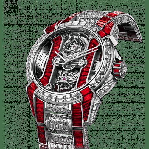 Epic X Tourbillon Bracelet Rubies