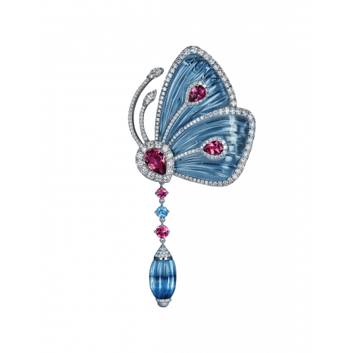 Papillon Brooch