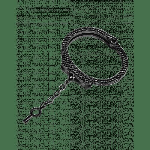 Key Cuff Full Pave Bracelet