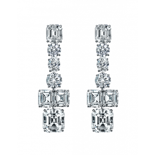 Art-Deco-Inspired Earrings