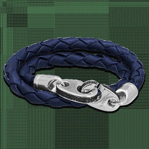 Perfect Fit Bracelet Navy Blue