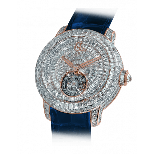 Caviar Tourbillon Rose Gold 44mm