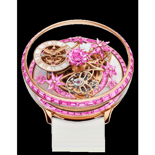 Fleurs De Jardin Full Pink Sapphires