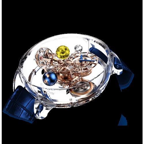 Astronomia Flawless Fancy Yellow Diamond