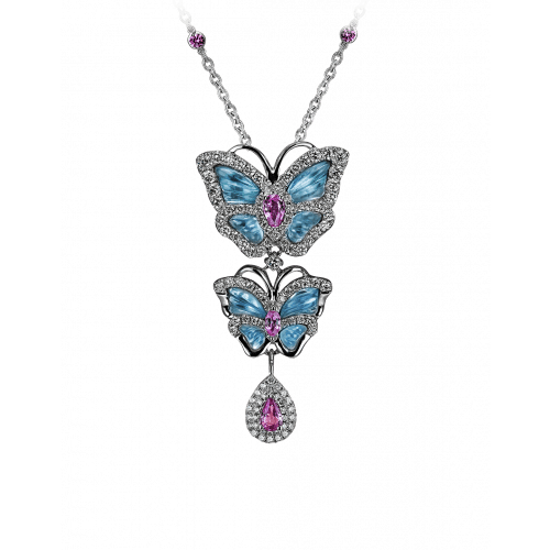 Papillion Small Pendant