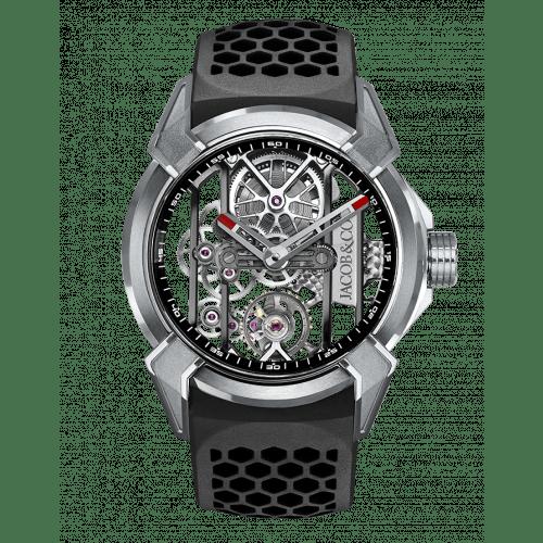 Epic X Titanium (Black Neoralithe Inner Ring)