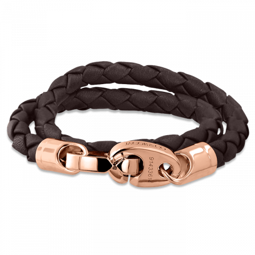 Perfect Fit Bracelet Dark Brown