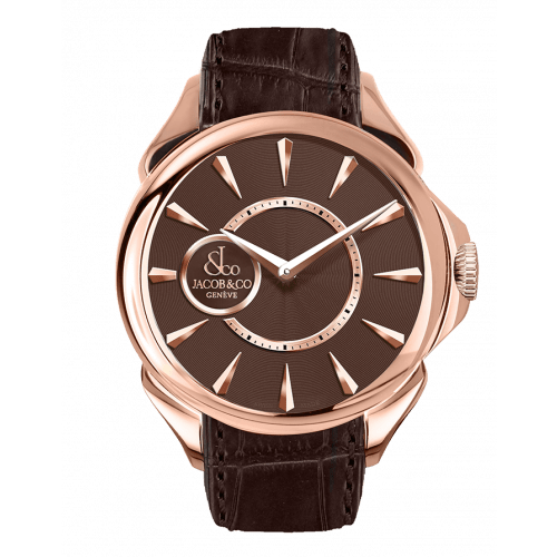 Palatial Classic Automatic (Brown Dial)