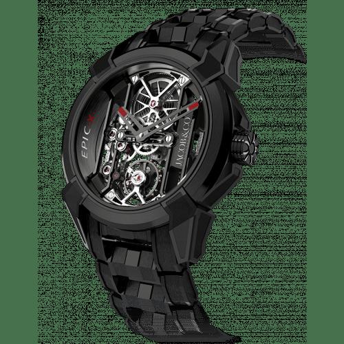 Epic X Black Titanium Bracelet