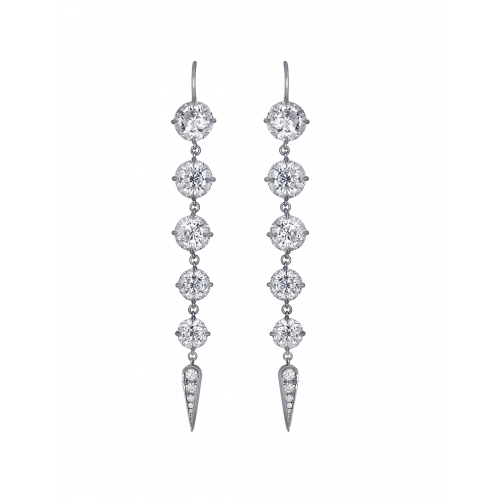 Stilleto Drop Earrings