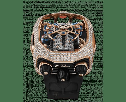 Bugatti Chiron Tourbillon Pavé