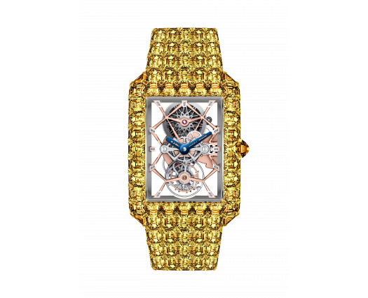 The Millionaire Yellow Diamonds