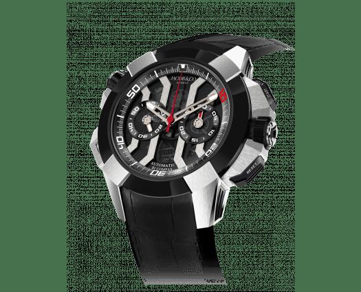 Epic X Chrono Luis Figo Limited Edition Titanium