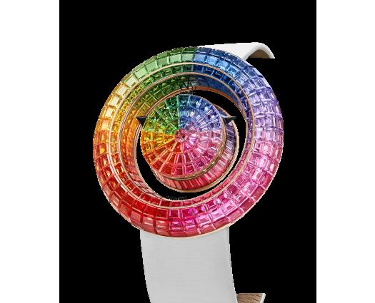 Brilliant Mystery Baguette Rainbow (44mm)